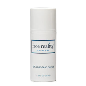 5% Mandelic Serum is safe for all acne sufferers and can help diminish the appearance of discoloration.