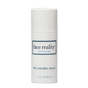 8% Mandelic Serum is an alpha hydroxy acid serum that provides a more even facial exfoliation with less irritation.