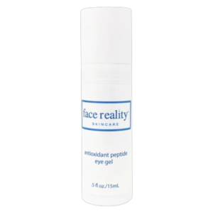 Antioxidant Peptide Eye Gel helps diminish the appearance of dark circles, puffiness and fine lines.