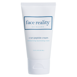 Cran Peptide Cream is an anti-aging moisturizer for faces.