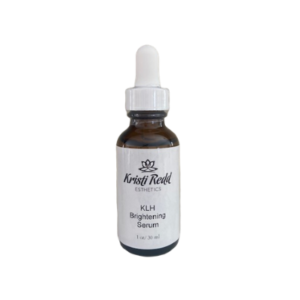 KLH Brightening Serum helps reduce skin discoloration.