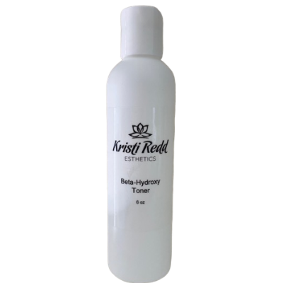 Kristi Redd Beta-Hydroxy Toner for beautiful skin.
