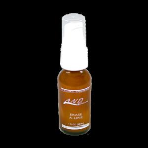 Erase a Line serum has anti-wrinkle effect on mature skin.