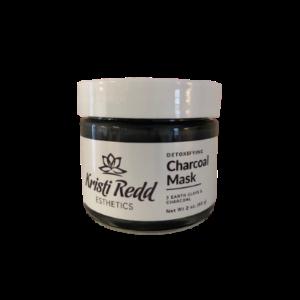 Powerful triple-action, nourishing charcoal mask for effective skin rejuvenation