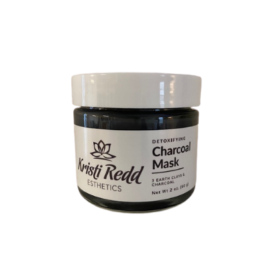 Powerful triple-action, nourishing charcoal mask for effective skin rejuvenation