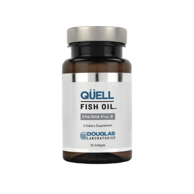 QÜELL® Fish Oil is unique among other fish oils due to its supercritical extraction, purity, bioavailability and concentration.