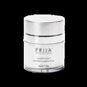 Acne safe foundation primer for all skin types.