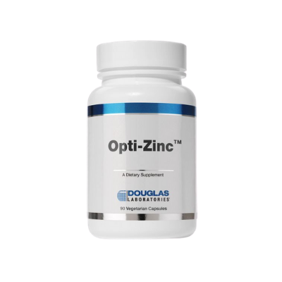 Opti-Zinc™ 30 vegetarian capsules supply elemental zinc monomethionine