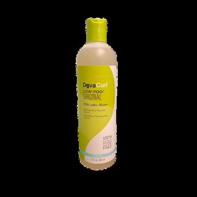 Deva Curl acne safe shampoo.